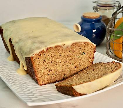 Orange and Zucchini Bread